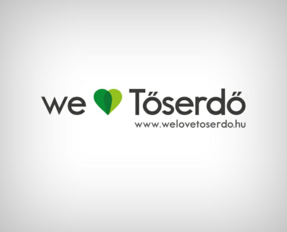 We love Tőserdő logo